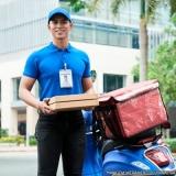 contratar transporte de carga individual Santo André