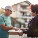 preço da entrega rápida para farmácia Água Funda