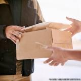 procuro por empresa de entrega de encomendas Ibirapuera