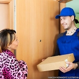 transporte de carga porta a porta Vila Andrade