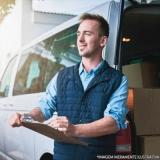 transporte de carga rodoviário preço Lapa