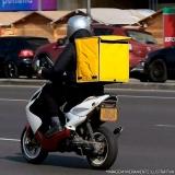 transporte de pequenas cargas