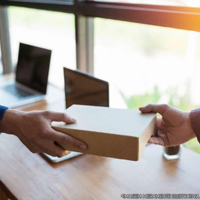 Entrega de Encomendas Pequenas Santo André - Empresa Entrega Encomendas