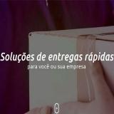 empresa de entrega de encomendas Vila Albertina