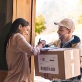 onde encontro empresa de entrega de encomendas Santo André