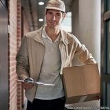 onde encontro entrega de encomendas delivery Cidade Quarto Centenário