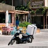 preço da entrega rápida moto Perus