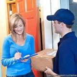 procuro por serviço de entrega de encomendas Vila Mazzei