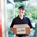serviço de entrega de encomendas Água Branca