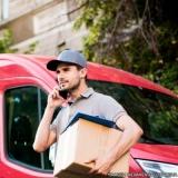 transporte de carga compartilhada preço Casa Verde