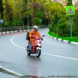 transporte de carga em motocicleta