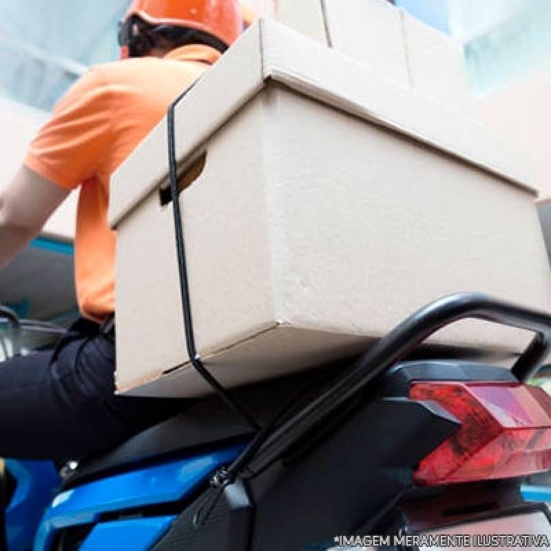 Transporte de Carga em Motocicleta Vila Pompeia - Transporte de Carga Individual