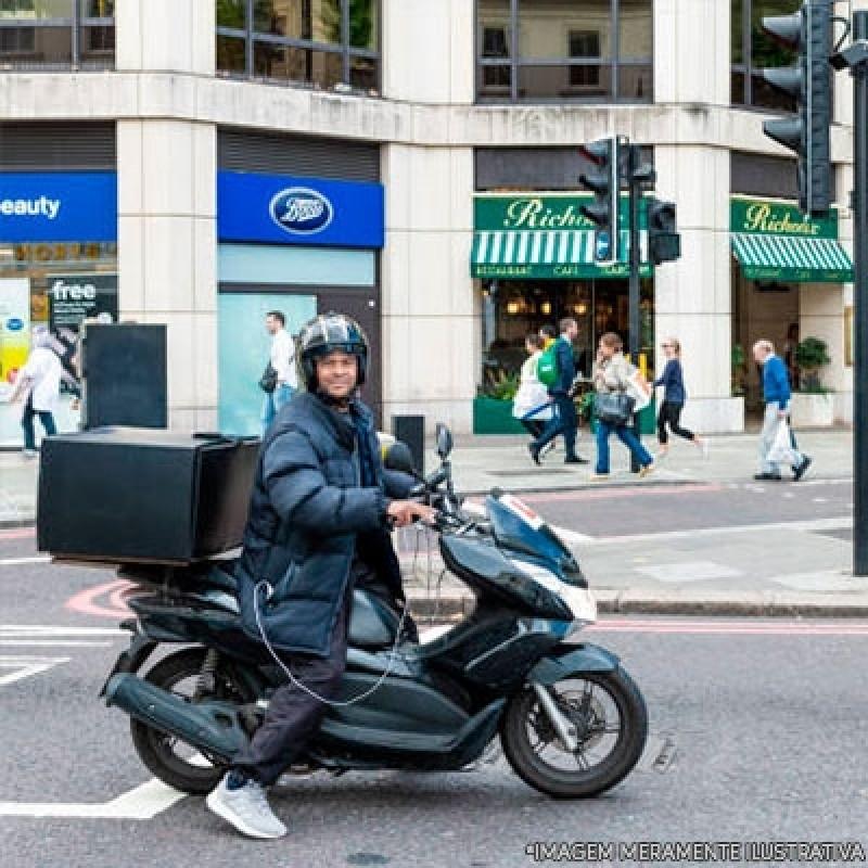 Transporte de Carga Individual Preço Perdizes - Transporte de Carga em Motocicleta
